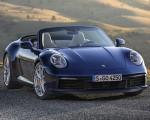 2020 Porsche 911 Carrera 4S Cabriolet Front Wallpaper 150x120 (9)
