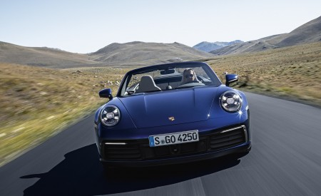 2020 Porsche 911 Carrera S And 4S Cabriolet Wallpapers
