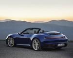 2020 Porsche 911 Carrera 4S Cabriolet Rear Three-Quarter Wallpaper 150x120 (7)