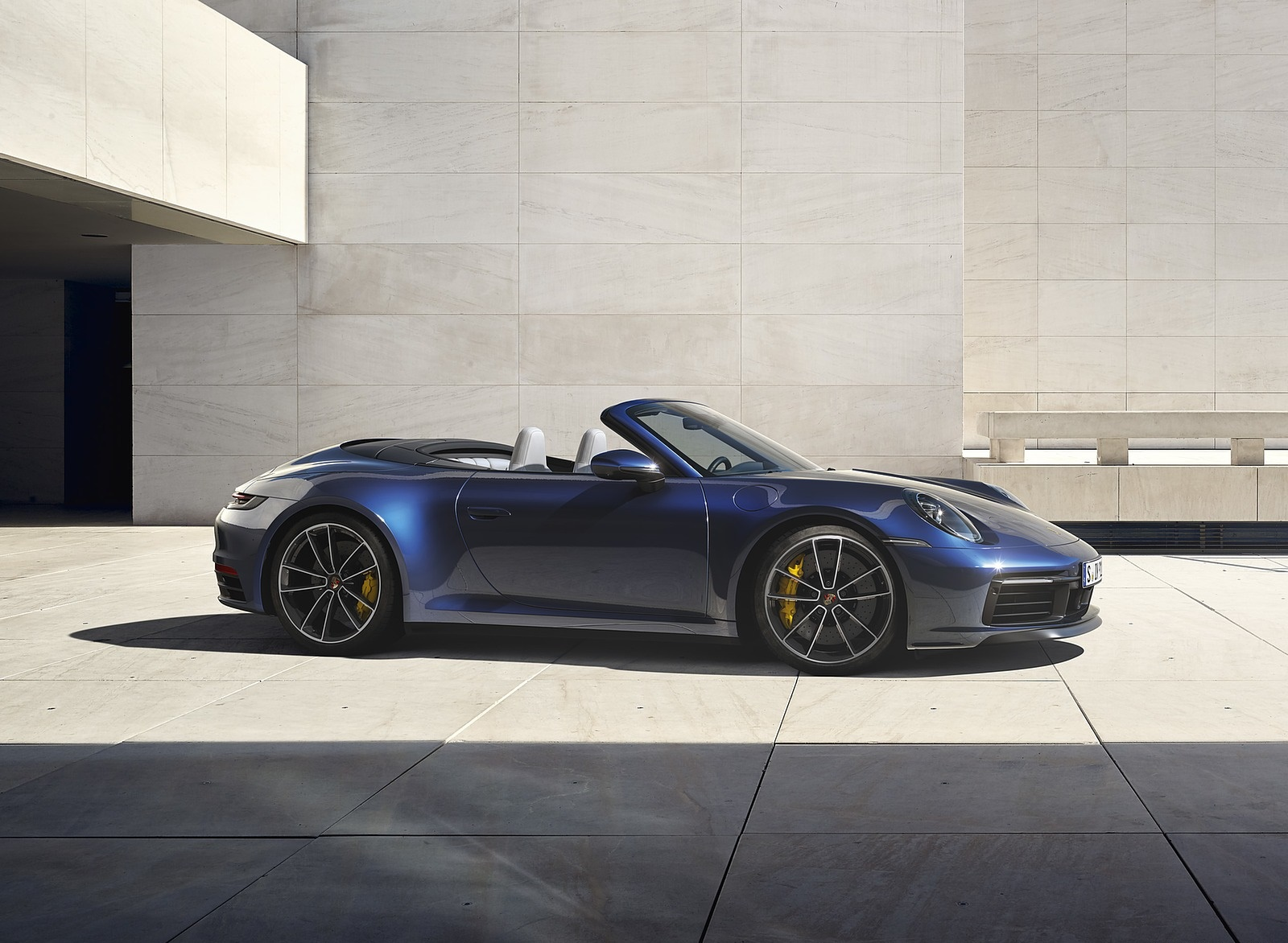 2020 Porsche 911 Carrera 4s Cabriolet Side Wallpapers 189 Newcarcars