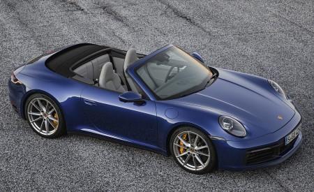 2020 Porsche 911 Carrera 4S Cabriolet Top Wallpaper 450x275 (187)