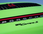 2020 Porsche 911 Carrera S Cabriolet (Color: Lizard Green) Detail Wallpapers 150x120 (33)