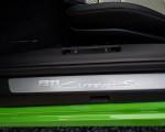 2020 Porsche 911 Carrera S Cabriolet (Color: Lizard Green) Door Sill Wallpapers 150x120 (42)