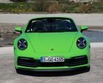 2020 Porsche 911 Carrera S Cabriolet (Color: Lizard Green) Front Wallpapers 150x120 (23)