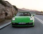 2020 Porsche 911 Carrera S Cabriolet (Color: Lizard Green) Front Wallpapers 150x120 (10)