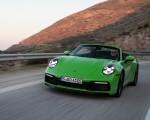 2020 Porsche 911 Carrera S Cabriolet (Color: Lizard Green) Front Wallpapers 150x120 (11)