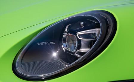 2020 Porsche 911 Carrera S Cabriolet (Color: Lizard Green) Headlight Wallpaper 450x275 (35)