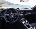 2020 Porsche 911 Carrera S Cabriolet (Color: Lizard Green) Interior Cockpit Wallpapers 150x120 (45)
