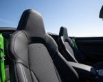 2020 Porsche 911 Carrera S Cabriolet (Color: Lizard Green) Interior Seats Wallpapers 150x120 (40)