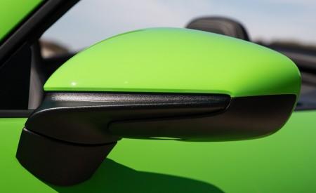 2020 Porsche 911 Carrera S Cabriolet (Color: Lizard Green) Mirror Wallpaper 450x275 (36)