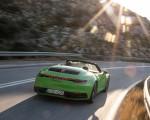 2020 Porsche 911 Carrera S Cabriolet (Color: Lizard Green) Rear Wallpapers 150x120 (15)