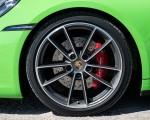 2020 Porsche 911 Carrera S Cabriolet (Color: Lizard Green) Wheel Wallpapers 150x120 (38)