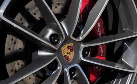 2020 Porsche 911 Carrera S Cabriolet (Color: Lizard Green) Wheel Wallpaper 450x275 (39)