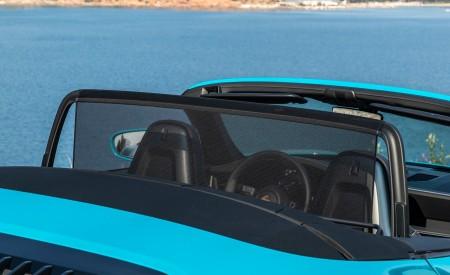 2020 Porsche 911 Carrera S Cabriolet (Color: Miami Blue) Air Deflector Wallpaper 450x275 (104)