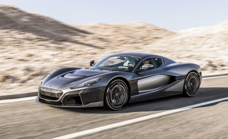 2020 Rimac C_Two Wallpapers HD