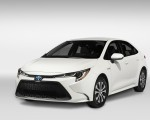 2020 Toyota Corolla Hybrid Front Three-Quarter Wallpapers 150x120 (35)