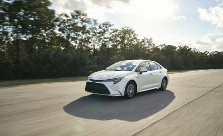 2020 Toyota Corolla Hybrid Wallpapers