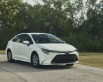 2020 Toyota Corolla Hybrid Front Three-Quarter Wallpapers 150x120 (27)