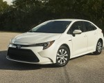 2020 Toyota Corolla Hybrid Front Three-Quarter Wallpapers 150x120 (20)