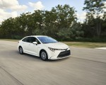 2020 Toyota Corolla Hybrid Front Three-Quarter Wallpapers 150x120 (18)