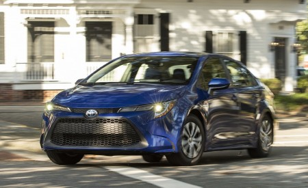 2020 Toyota Corolla Hybrid Wallpapers HD