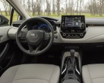 2020 Toyota Corolla Hybrid LE (Color: Blue Crush Metallic) Interior Cockpit Wallpapers 150x120 (15)