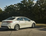2020 Toyota Corolla Hybrid Rear Three-Quarter Wallpapers 150x120 (29)