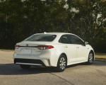 2020 Toyota Corolla Hybrid Rear Three-Quarter Wallpapers 150x120 (23)