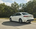 2020 Toyota Corolla Hybrid Rear Wallpapers 150x120 (24)