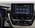 2020 Toyota Corolla XSE Central Console Wallpapers 150x120 (21)