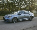 2020 Toyota Corolla XSE Front Three-Quarter Wallpapers 150x120 (2)