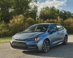 2020 Toyota Corolla XSE Front Three-Quarter Wallpapers 150x120 (1)