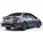 2020 Toyota Corolla XSE Rear Three-Quarter Wallpapers 150x120 (10)