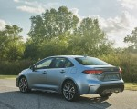 2020 Toyota Corolla XSE Rear Three-Quarter Wallpapers 150x120 (4)