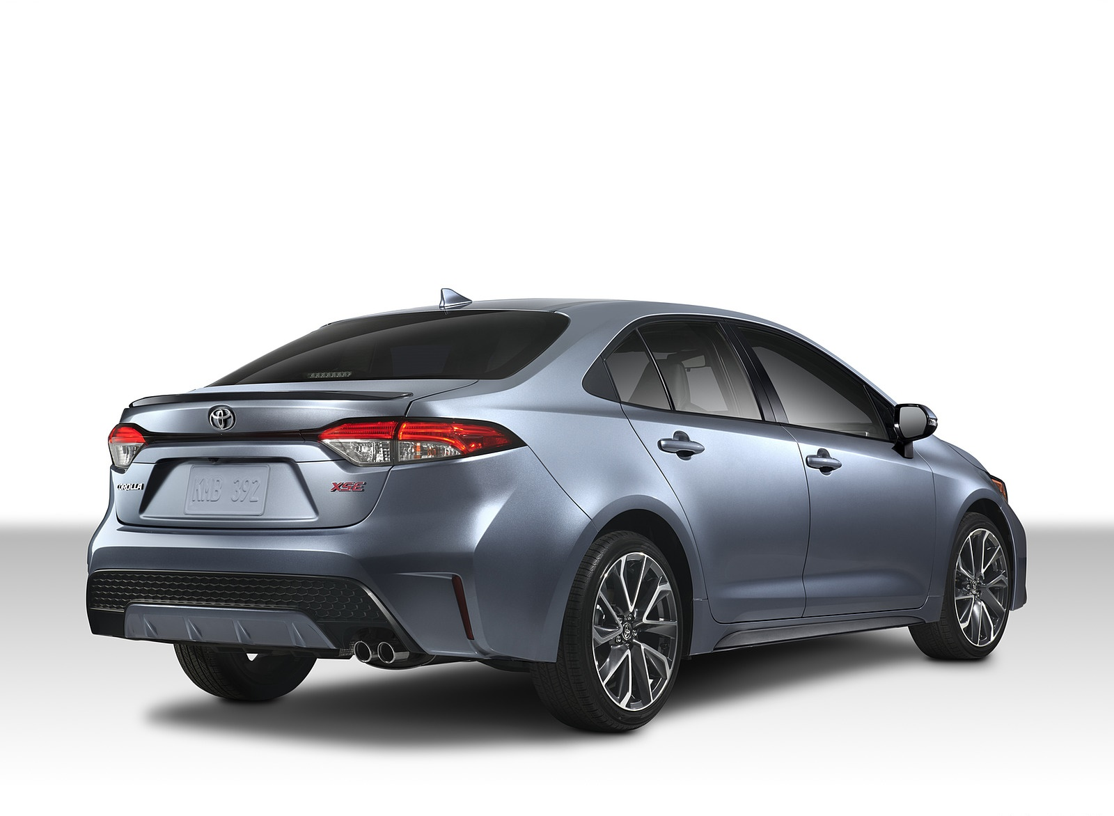 2020 Toyota Corolla XSE Rear Three-Quarter Wallpaper (10)