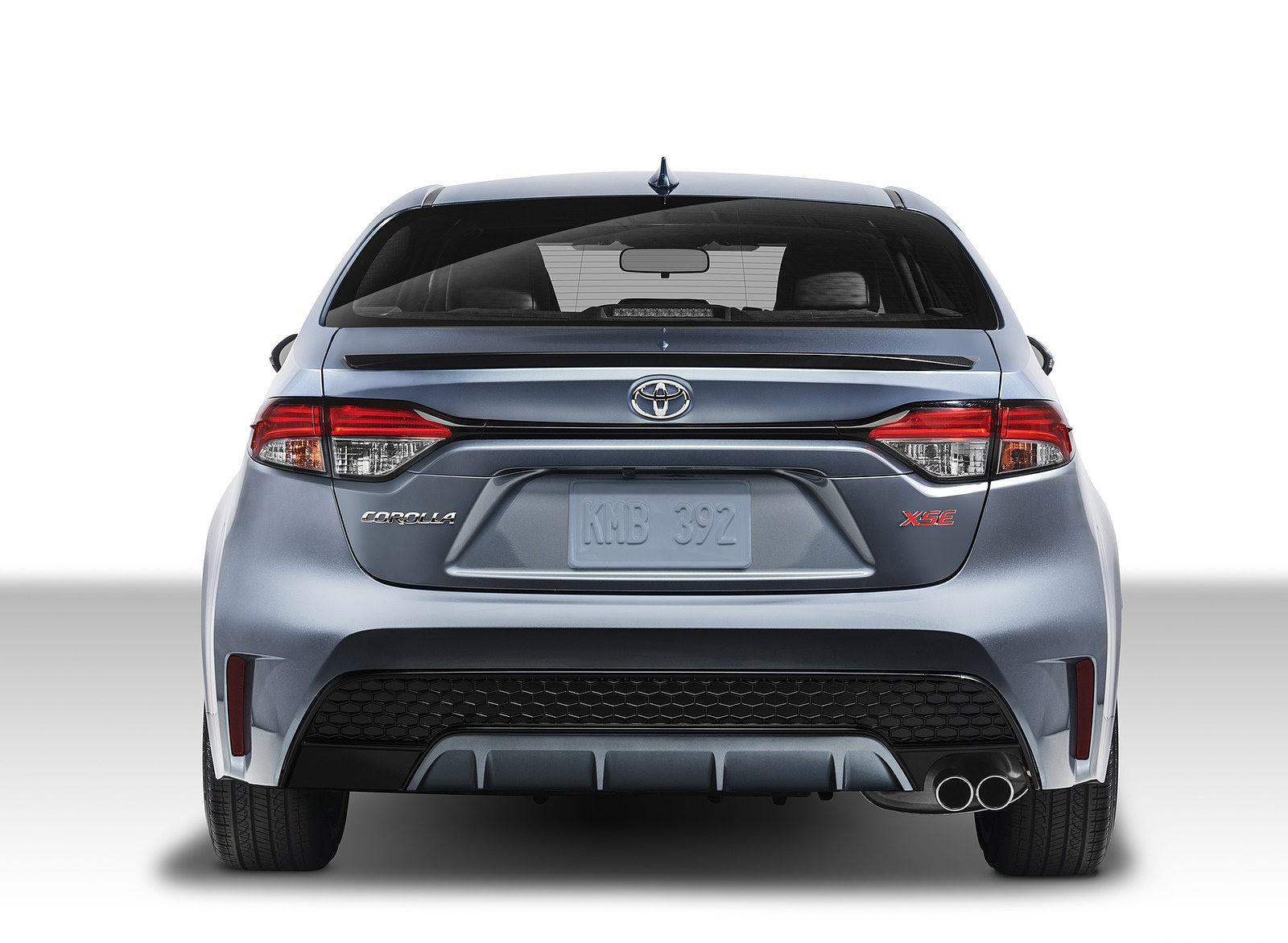 2020 Toyota Corolla XSE Rear Wallpapers (11)