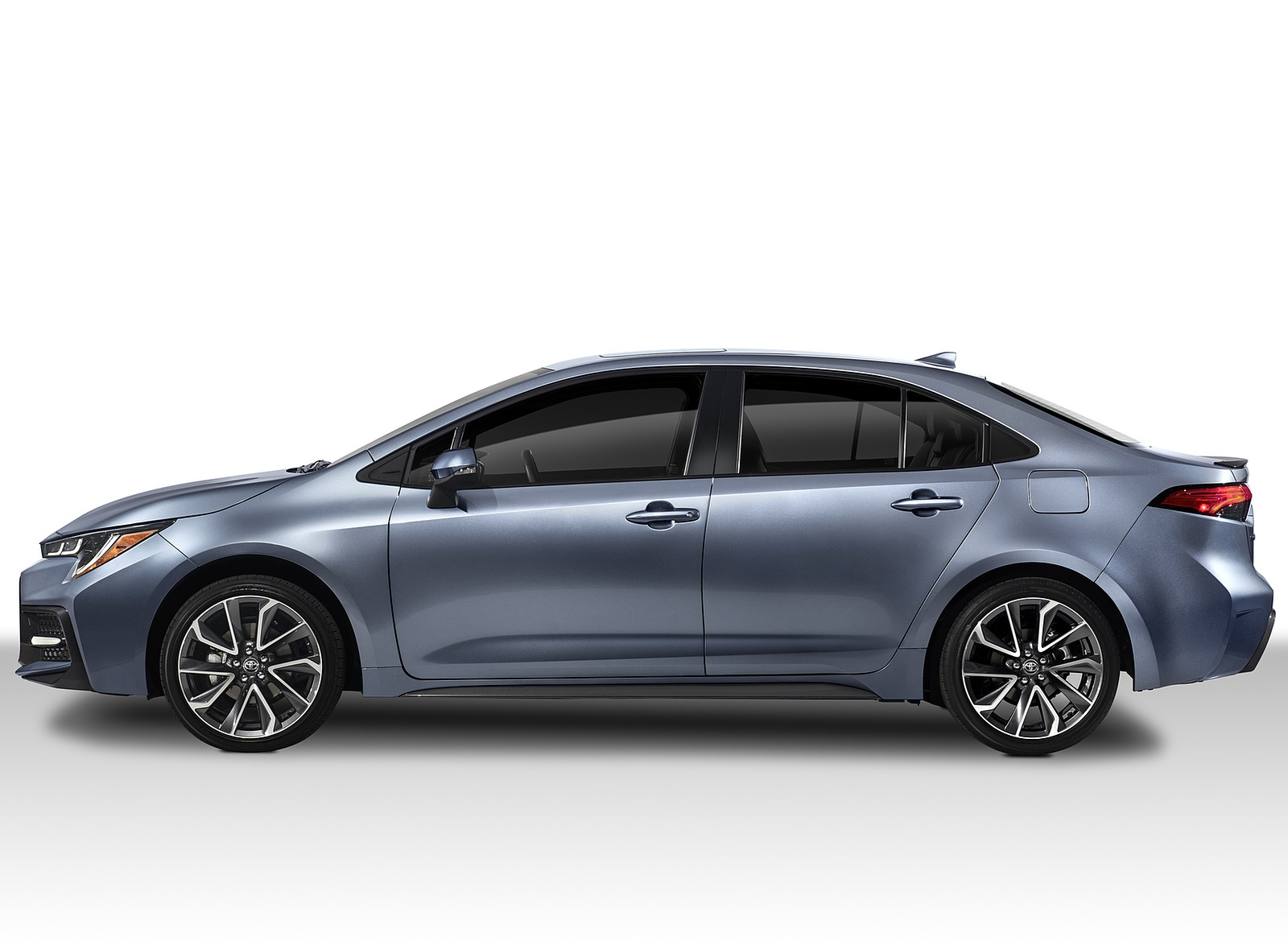 2020 Toyota Corolla XSE Side Wallpaper (12)