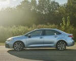 2020 Toyota Corolla XSE Side Wallpapers 150x120 (6)