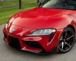2020 Toyota Supra (Color: Renaissance Red) Detail Wallpapers 150x120 (12)