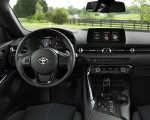 2020 Toyota Supra (Color: Renaissance Red) Interior Cockpit Wallpapers 150x120 (23)