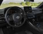 2020 Toyota Supra (Color: Renaissance Red) Interior Wallpapers 150x120 (22)
