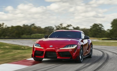 2020 Toyota Supra Wallpapers HD