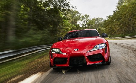 2020 Toyota Supra Wallpapers