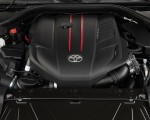 2020 Toyota Supra Launch Edition (Color: Absolute Zero) Engine Wallpapers 150x120 (42)