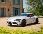 2020 Toyota Supra Launch Edition (Color: Absolute Zero) Front Three-Quarter Wallpapers 150x120 (29)