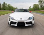 2020 Toyota Supra Launch Edition (Color: Absolute Zero) Front Wallpapers 150x120 (31)