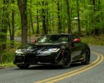 2020 Toyota Supra Launch Edition (Color: Nocturnal) Front Three-Quarter Wallpapers 150x120 (48)