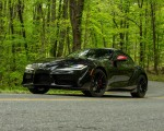 2020 Toyota Supra Launch Edition (Color: Nocturnal) Front Three-Quarter Wallpapers 150x120 (45)
