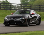 2020 Toyota Supra Launch Edition (Color: Nocturnal) Front Three-Quarter Wallpapers 150x120 (47)
