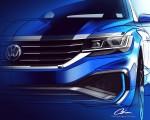 2020 Volkswagen Passat Design Sketch Wallpaper 150x120 (24)
